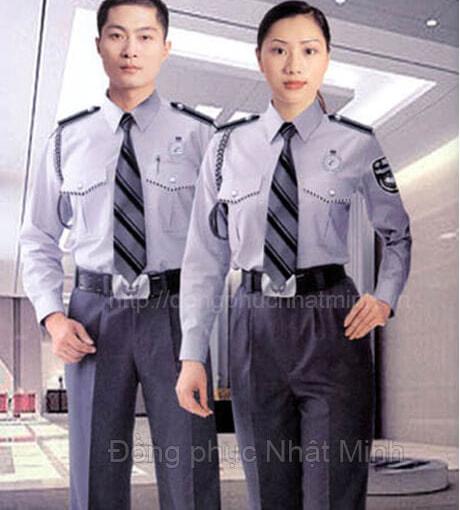Đồng phục bảo vệ -32