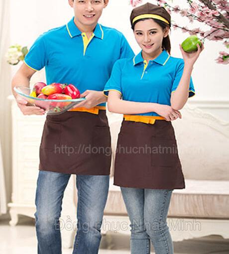 Đồng phục áo thun nhà hàng -33