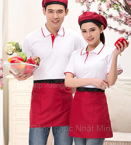 Đồng phục áo thun nhà hàng -35