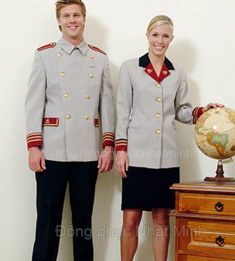 Đồng phục bell mở cửa -08