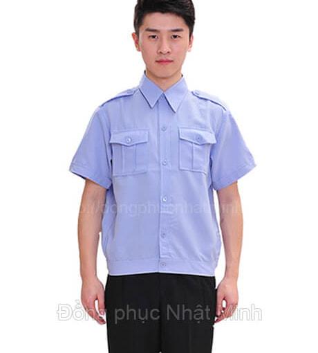 Đồng phục bảo vệ - 03