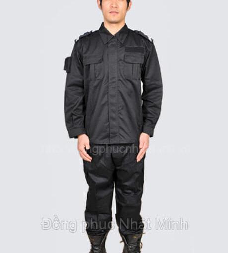 Đồng phục bảo vệ - 04