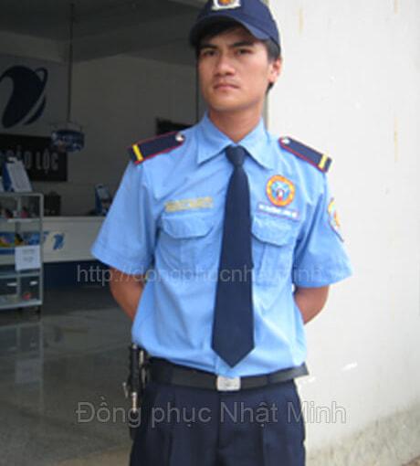 Đồng phục bảo vệ - 06